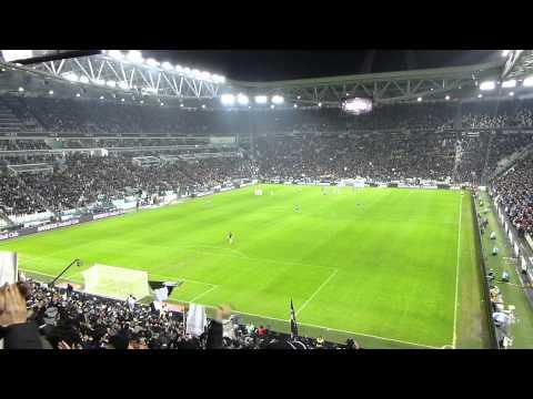 Juventus v Sampdoria - Ohhhhhh Bianconeri, Fernando Llorente Goal.