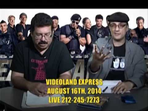 Videoland Express Live Aug. 16, 2014