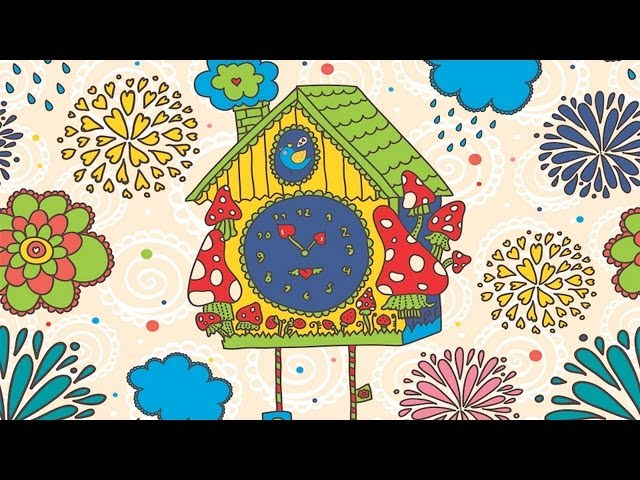 Hickory Dickory Dock | Kids' Songs