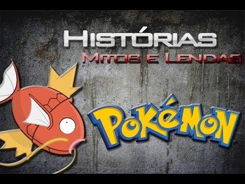 Mitos e lendas: Os 7 Fatos perturbadores de Pokémon [PT-BR]