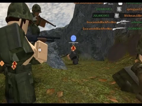 THE MOST REALISTIC ROBLOX GAME!! -   Unit 1968 vietnam - funny moments -