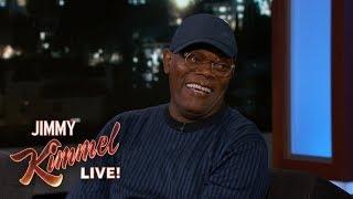 Samuel L. Jackson Reveals He Acted on Acid