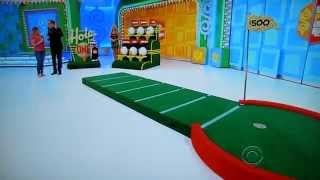 The Price Is Right Hole In One 5/8/2014