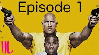 The Rock & Kevin Hart Give Hollywoodlife CIA Training - EPISODE 1