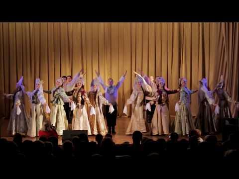 Концерт Заслуженного Государственного Академического ансамбля песни и танца «Донбасс». Видео