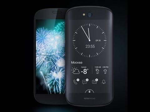 Видео обзор смартфона Yotaphone 2 — обновленной версии