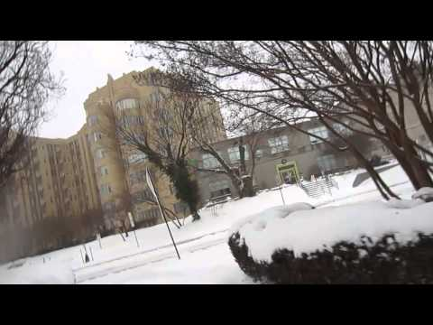 Washington DC Snow 2014