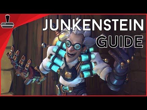 GameGorgon: Overwatch Junkenstein Guide