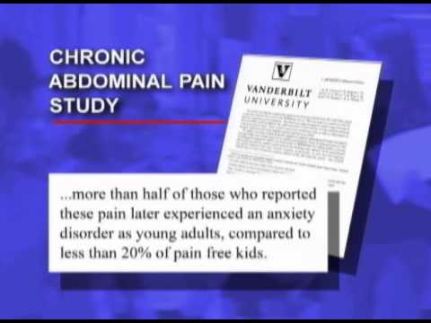 Medical Minute - Children's Stomach Aches