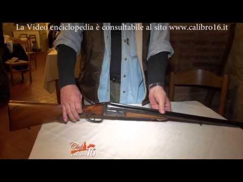 VIDEO ENCICLOPEDIA DEL CALIBRO 16 - DOPPIETTA SANREMO F.LLI GAMBA