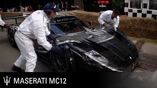 Maserati MC12 at Goodwood