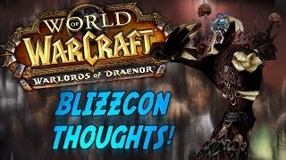 Warlords Of Draenor Thoughts & Warlock Level 100 Talents
