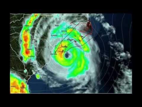 Hurricane Arthur Jul 1 - 4, 2014: Radar, Satellite, Obs, LSRs, Pressure, Lightning