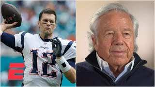 Tom Brady is the 'greatest player of all time' - Robert Kraft   NFL Interview