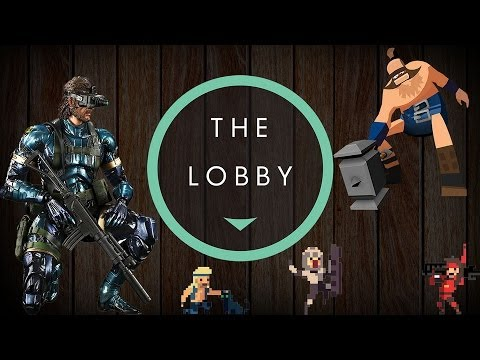 Super TIME Force, MGSV: Ground Zeroes, Godus - The Lobby