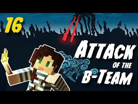 WITCHCRAFT AND WIZARDRY - ATTACK OF THE B-TEAM (EP.16)