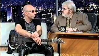 Joe Satriani No Jô Soares Parte 3/3