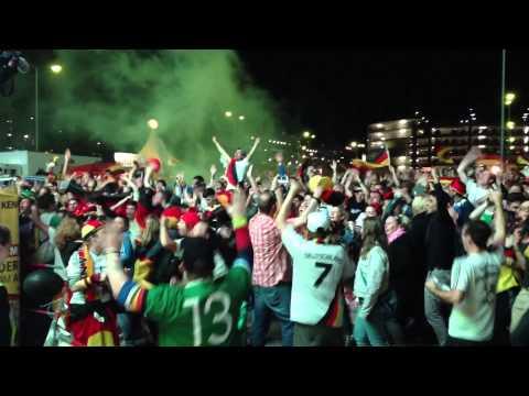 WM Finale in Nürnberg - Weltmeister 2014!