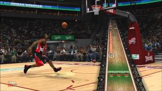 NBA 2K13- DUNK CONTEST TIPS/TUTORIAL+ ACHIEVEMENT HELP