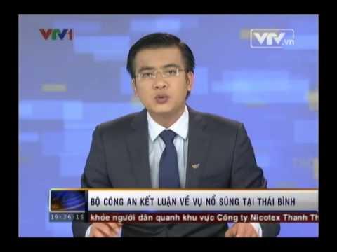 Bộ Công an thông tin về vụ nổ súng tại Thái Bình
