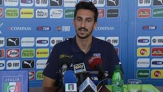"""Astori: """"L'impatto con Conte è stato ottimo"""" - 7 Settembre 2014"""