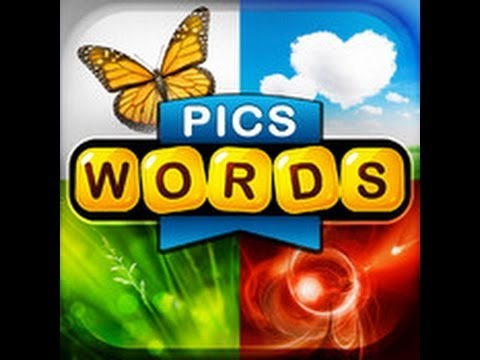 4 Images 1 Word - Pics and Words Level's 11-20 Answers