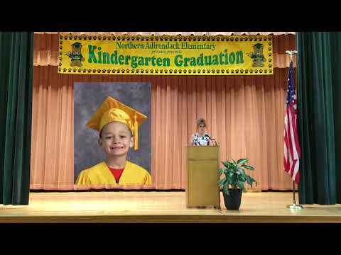 NAC Kindergarten Graduation 6-12-20