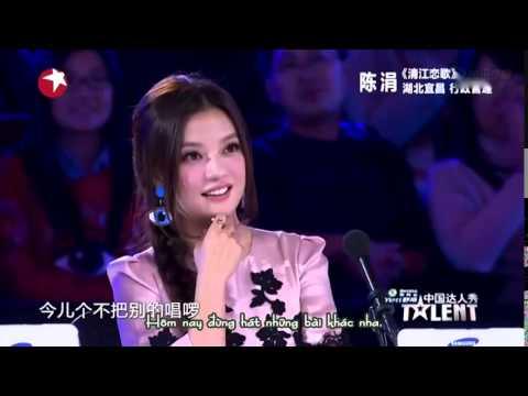 [Vietsub] China's Got Talent - Tìm Kiếm Tài Năng Trung Quốc - Tập 6