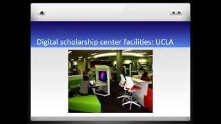 Trends In Digital Scholarship Centers