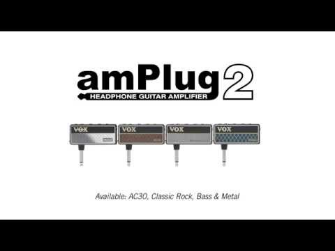 Vox amPlug 2 Bass Headphone Amplifier