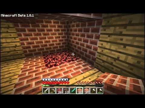 Minecraft - A nossa Base no Nether e uma Chaminé!  - Epi. 15