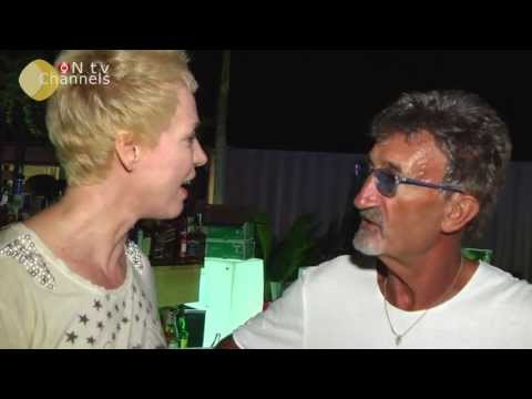 Eddie Jordan Talks to ON.tv Channels at the Bryan Adams Concert – Starlite Festival, Marbella
