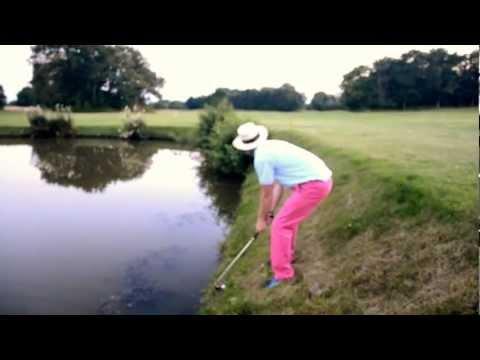 Golf w stanie wskazującym