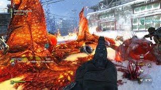 Call Of Duty: Ghosts EXTINCTION NIGHTFALL GAMEPLAY! New