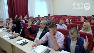 Очередное заседание Думы состоялось в Артёме