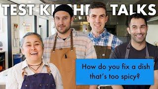 BA Test Kitchen Solves 12 Common Cooking Mistakes   Test Kitchen Talks   Bon Appétit