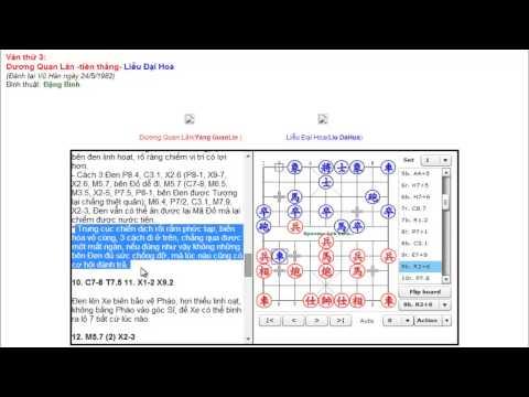 Dương Quan Lân tiên thắng Liễu Đại Hoa || Ván 3 - Bình Luận