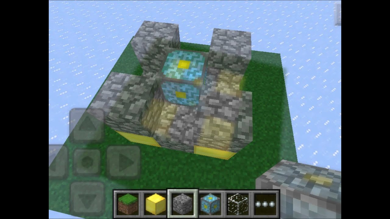 Nether Reactor Minecraft Pe How To Build