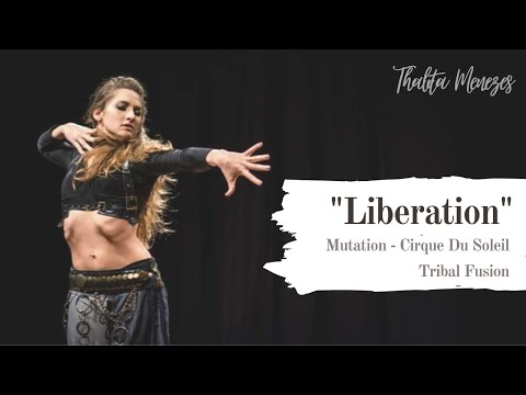 Thalita Menezes - Liberation _ Tribal Fusion Bellydance
