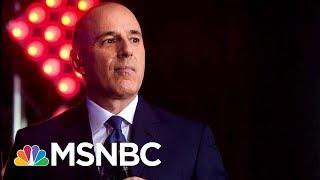 After Matt Lauer's Statement, A Talk About Power And Culture | Morning Joe | MSNBC