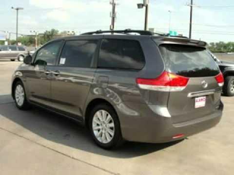 New 2011 Toyota Sienna San Antonio TX