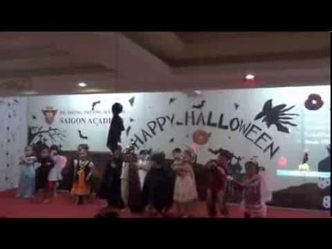 Halloween 2013 - Cùng nhảy lên nào các bạn ơi