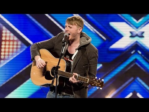 James Arthur's audition - Tulisa's Young - The X Factor UK 2012