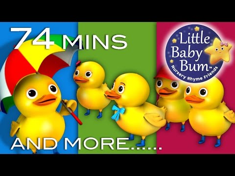 Five Little Ducks  image