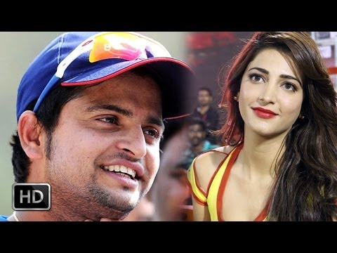 Shruti shocked at Suresh Raina romance rumours |நாங்க சொல்லல்ல