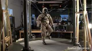 Boston Dynamics PETMAN Robot