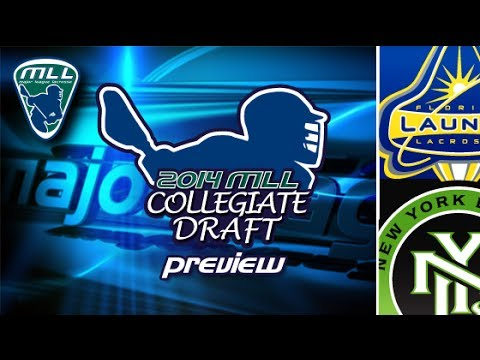 2014 MLL Draft Preview: Florida and New York