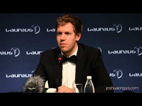 Laureus World Sportsman of the Year - Sebastian Vettel