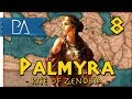 TURNING POINT OF THE WAR Empire Divided DLC Total War Rome 2 Palmyra Campaign 8