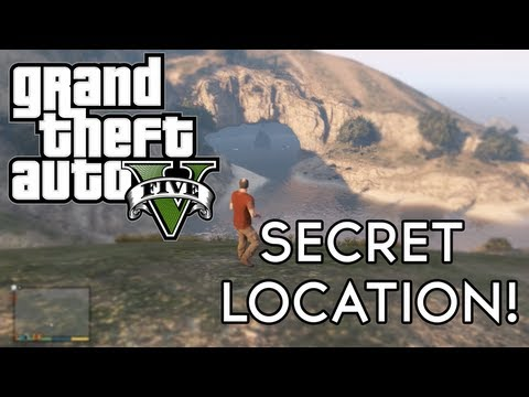 Cave Location Gta v Gta 5 Secret Cave Location